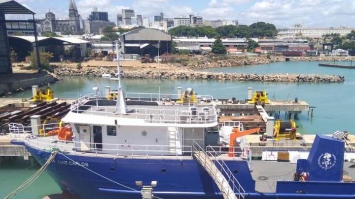 UERJ inaugura navio laboratório para pesquisas no mar