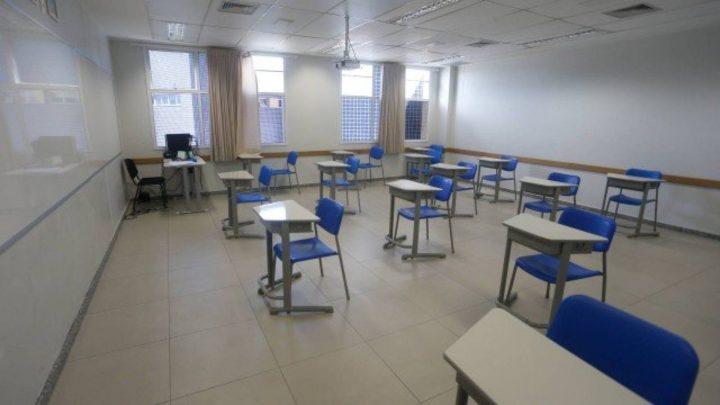 Abertura de escolas particulares na cidade do Rio continua suspensa