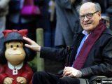 Quino, o criador da Mafalda, morre aos 88 anos