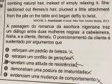 Inep corrige duas respostas do gabarito oficial do Enem