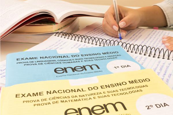 Segundo dia de Enem tem abstenção de 55,3%